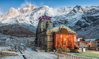 Do Dham Yatra Kedarnath and Badrinath From Haridwar
