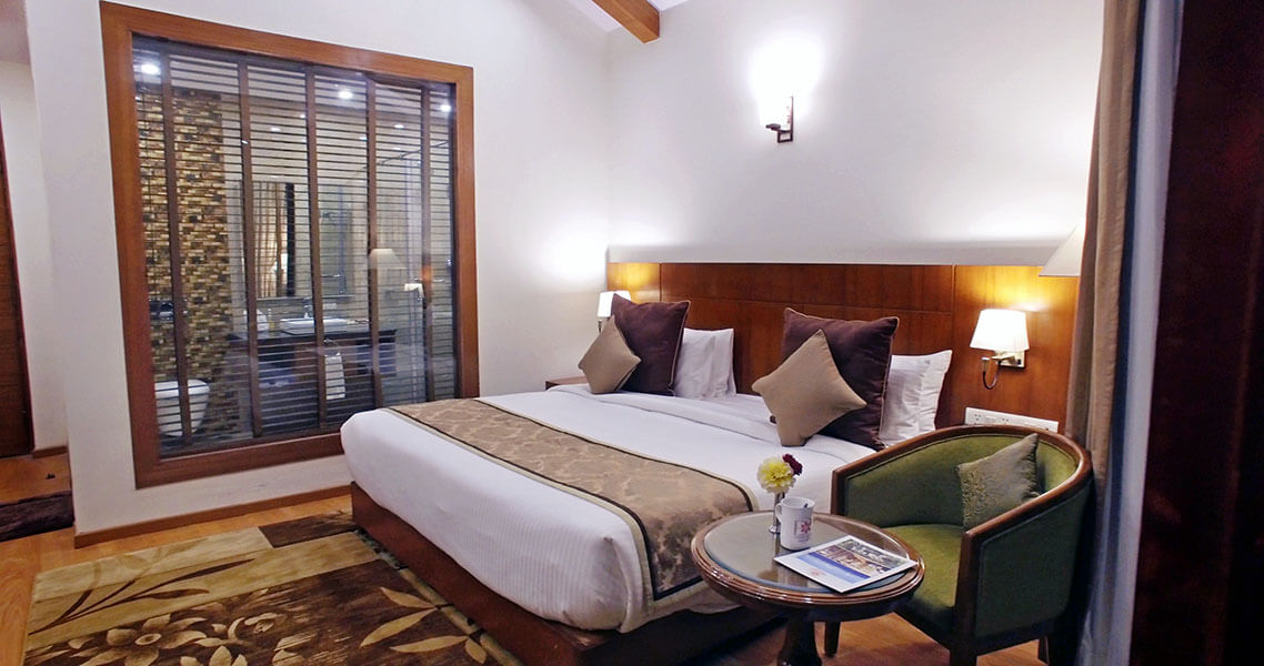 Rooms - Essence of Nature - Almora, India