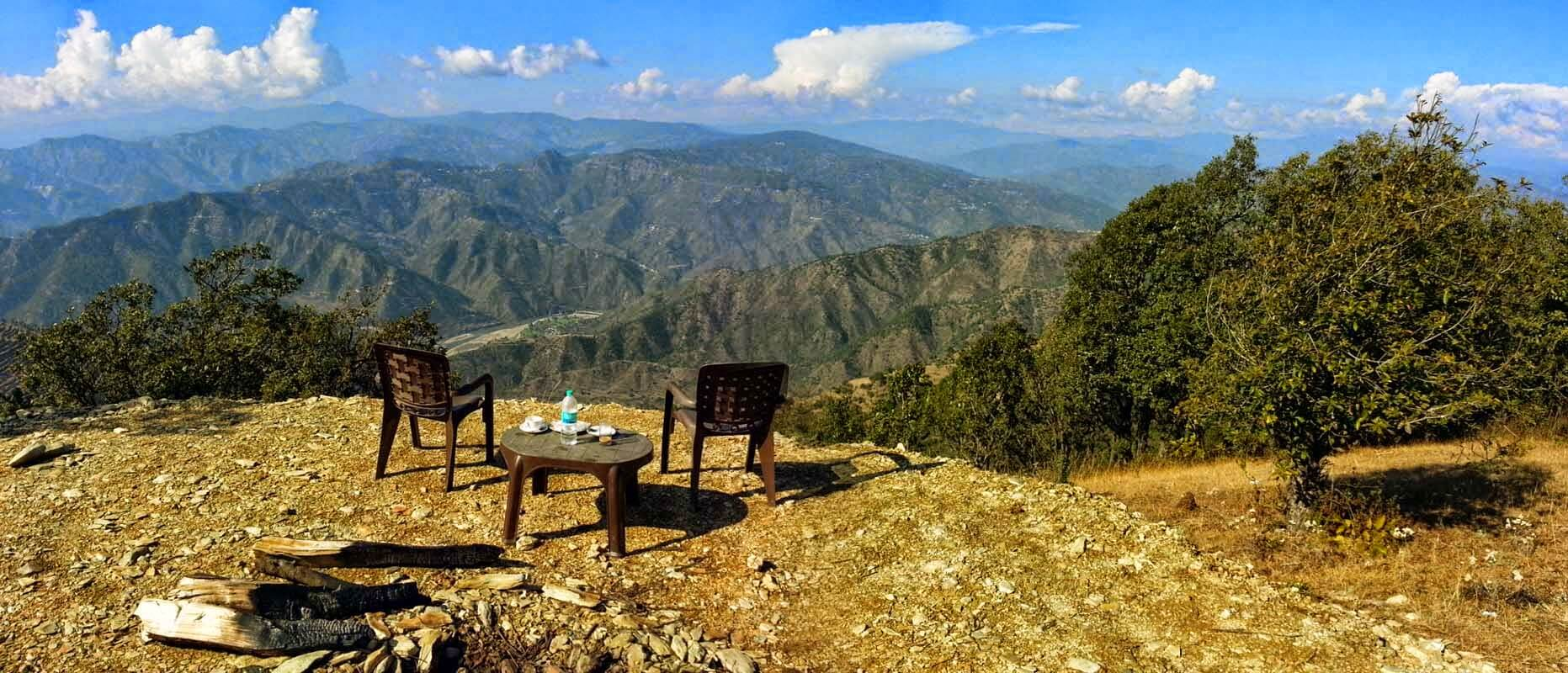View - Essence of Nature - Almora, India