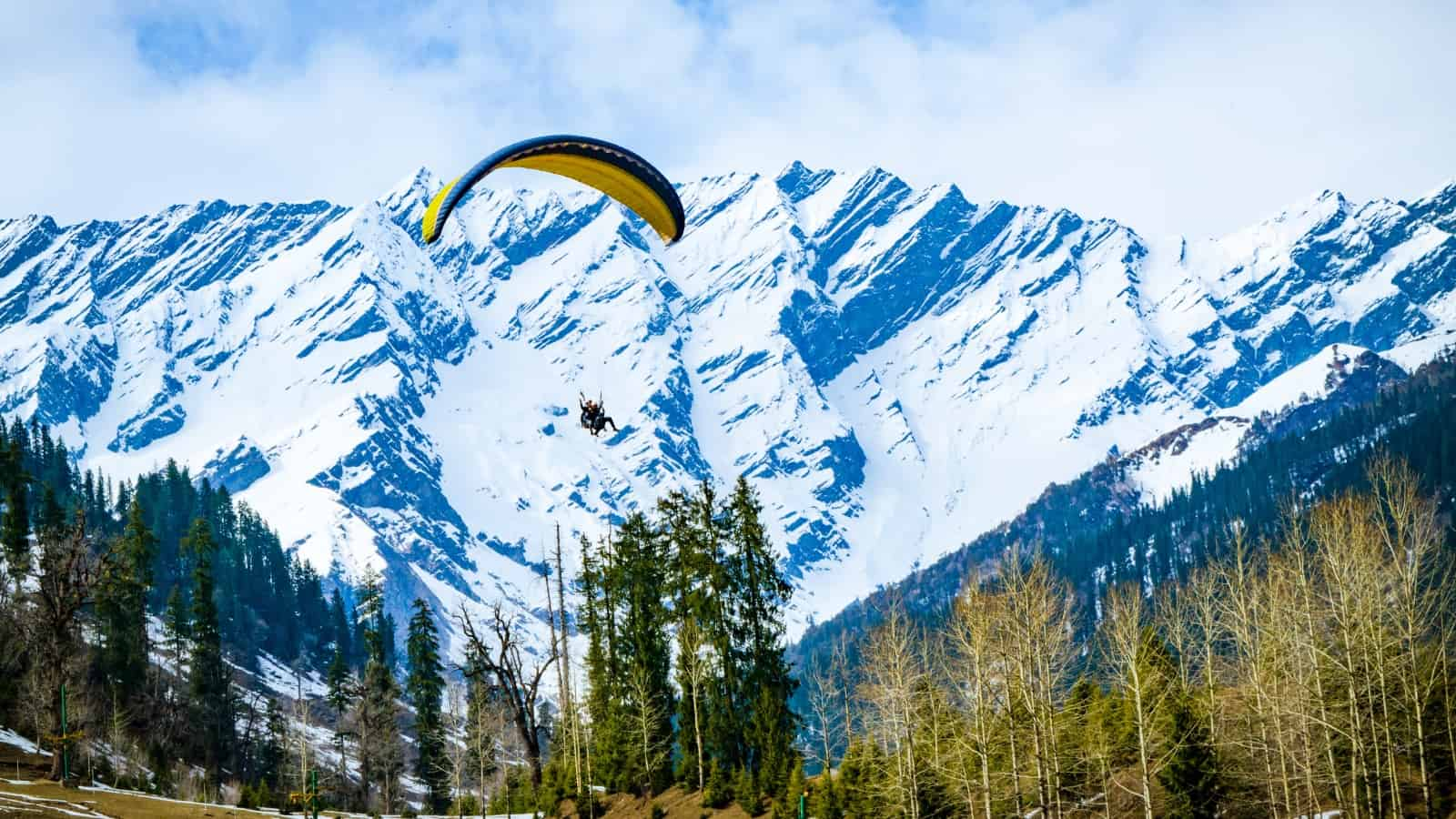 Manali, Himachal - Places to visit solo