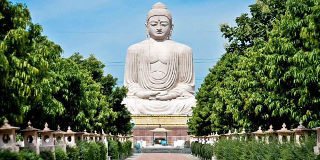 Bodh Gaya - Places to visit solo