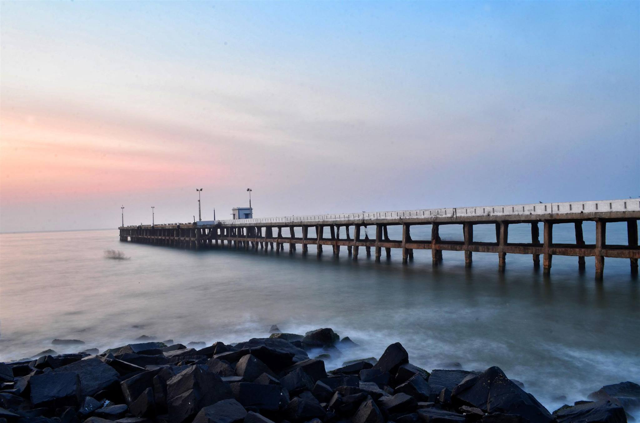 Puducherry - Places to visit solo