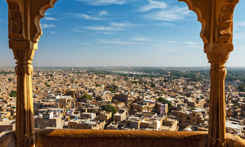 Jaisalmer - Places to visit solo