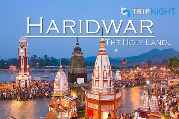 Haridwar is known as the gateway to the Hindu pilgrimage sites of the 'Char Dhams'
