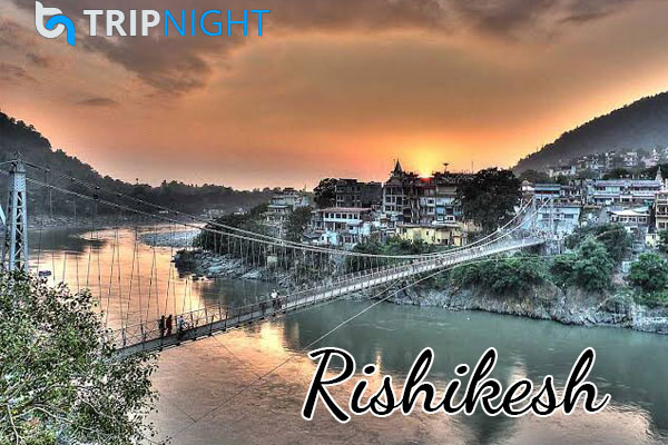 RISHIKESH:-Rishikesh, a holy town with many Ashrams