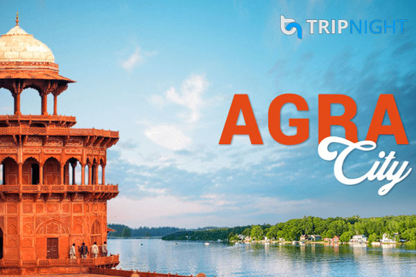 AGRA:-The magical allure of the Taj Mahal draws tourists to Agra like moths to a wondrous flame.