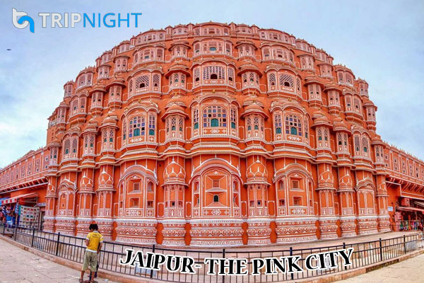 Jaipur is Rajasthan's biggest city and its capital.